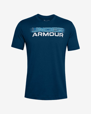 Under Armour Blurry Logo Wordmark Majica
