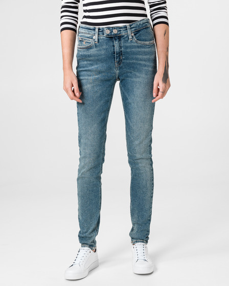 Calvin Klein 011 Mid Rise Skinny Traperice