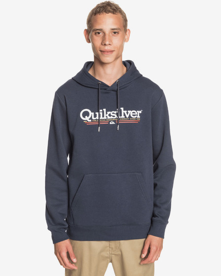 Quiksilver Tropical Lines Screen Fleece Majica dugih rukava