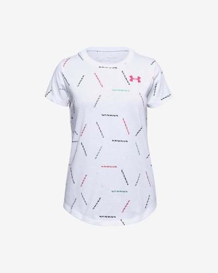 Under Armour Twich Multi Print Majica dječja