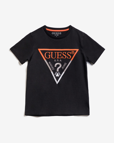 Guess Embroidery Front Logo Majica