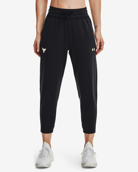 Under Armour Project Rock Terry Crop Trenirka donji dio