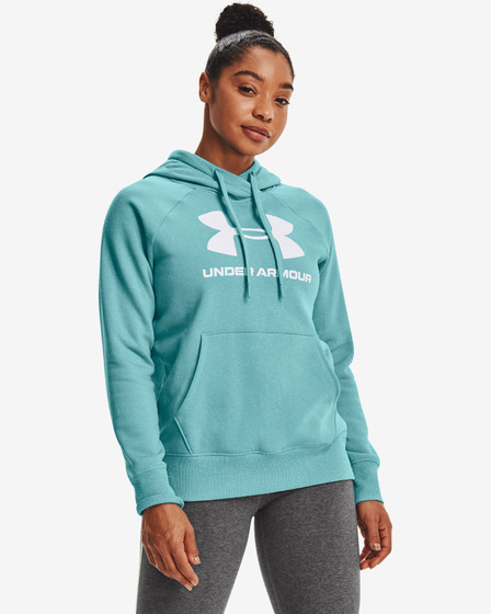 Under Armour Rival Fleece Logo Majica dugih rukava