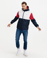 Tommy Jeans Colorblock Windbreaker Jakna
