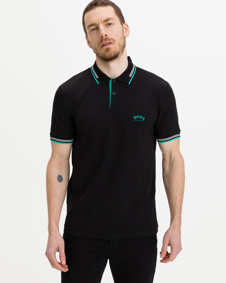 BOSS Paul Curved Polo Majica