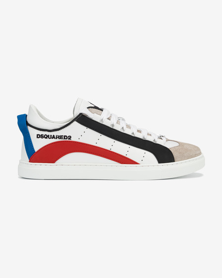 DSQUARED2 Lace-Up Low Top Tenisice