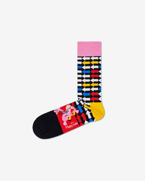 Happy Socks Pink Panther Jet Pink Čarape
