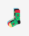 Happy Socks Keith Haring 3-pack Čarape