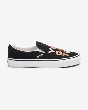 Vans Breast Cancer Awareness Slip On