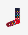 Happy Socks Big Dot Block Čarape