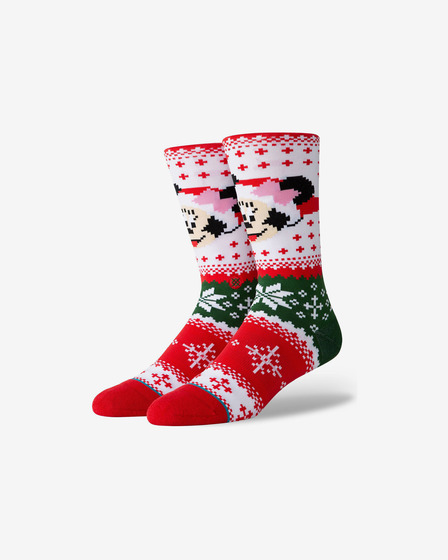 Stance Minnie Claus Čarape