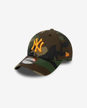 New Era New York Yankees Camo Essential Šilterica