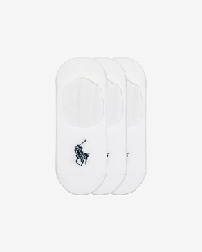 Polo Ralph Lauren 3-pack Čarape