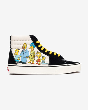 Vans The Simpsons Sk8-Hi Tenisice